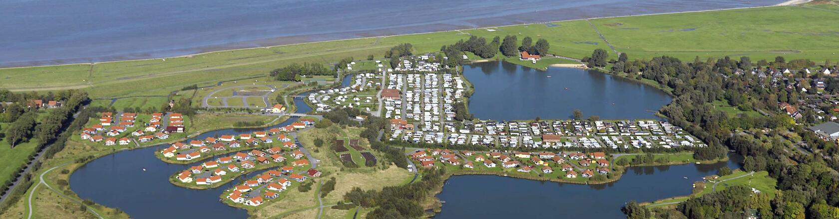 Otterndorf, Nordsee in Germany — Rent a holiday home with DanCenter