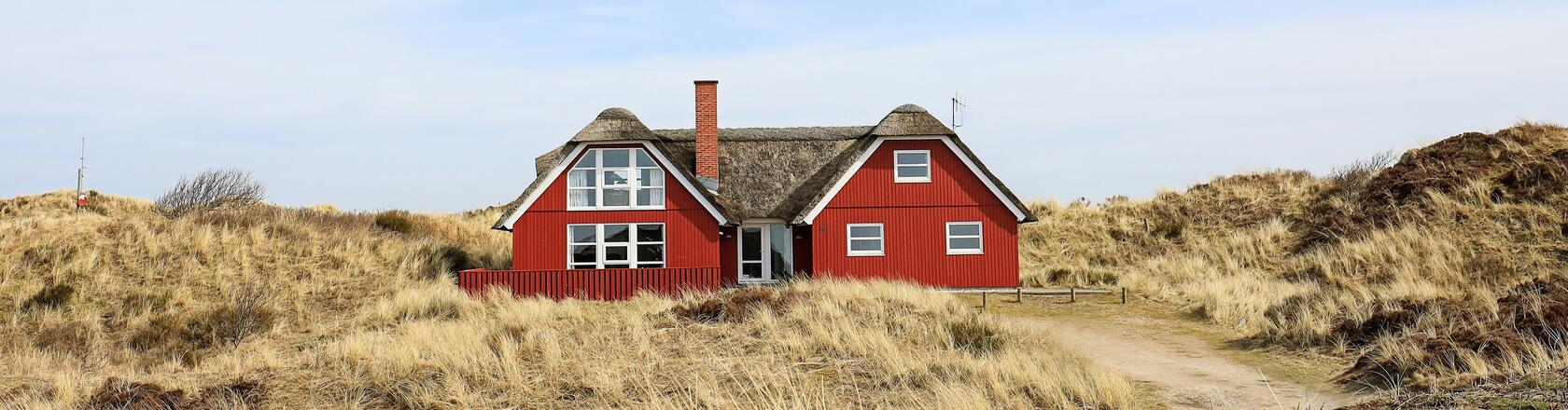 Sædding in Denmark — Rent a holiday home with DanCenter