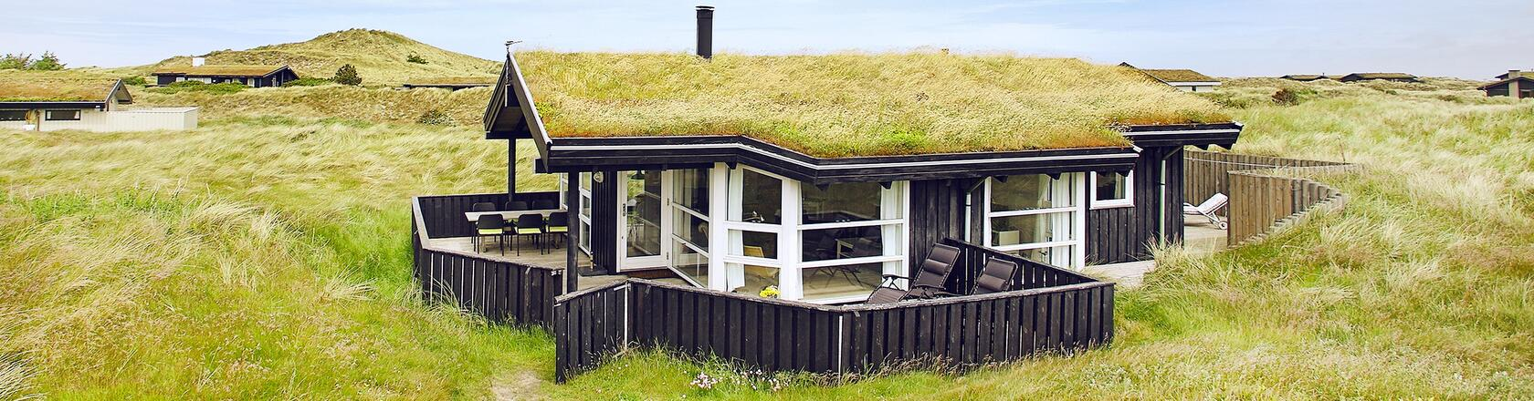 Jammer Bay in Denmark — Rent a holiday home with DanCenter