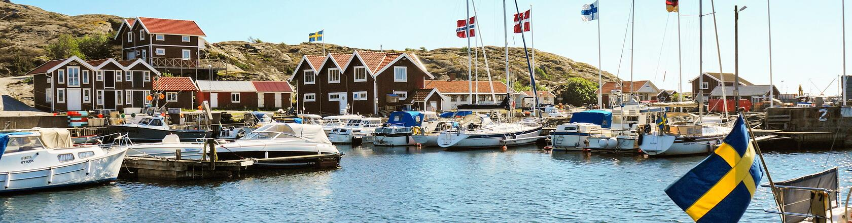Karlsborg in Sweden — Rent a holiday home with DanCenter