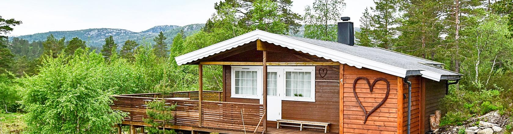 Aust-Agder in Norway — Rent a holiday home with DanCenter