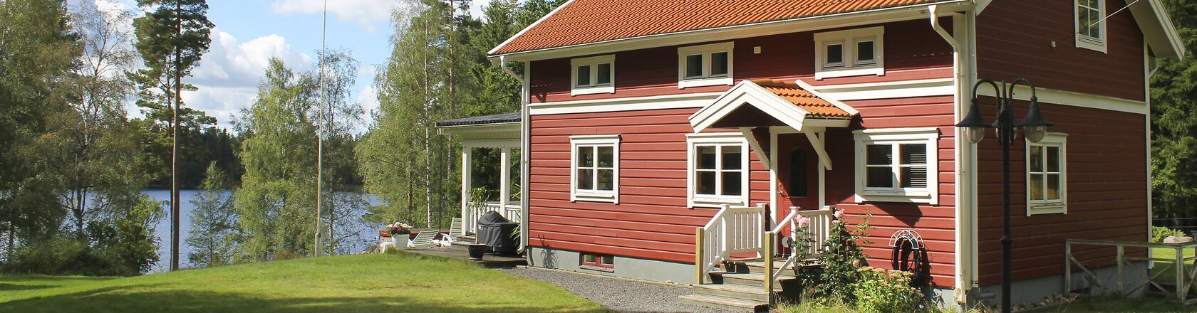 Sävsjö in Sweden — Rent a holiday home with DanCenter