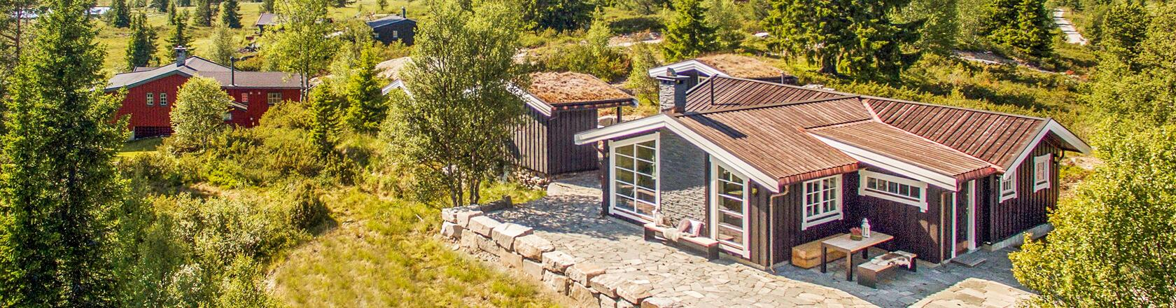 Central Norway/Trøndelag in Norway — Rent a holiday home with DanCenter