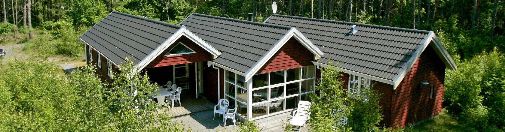 Book a holiday home on Bornholm - Large selection of holiday homes